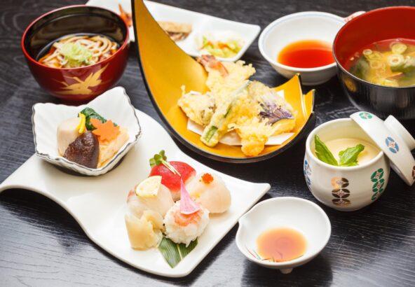 てまり寿司御膳